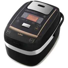 アイリスオーヤマ IRIS OHYAMA 炊飯器 米屋の旨み 銘柄量り炊き [圧力IH /5.5合] KRC-PC50-B ブラック