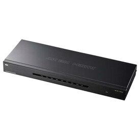 サンワサプライ 4K2K対応HDMI分配器(8分配) VGA-UHDSP8