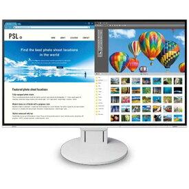 EIZO EIZO 4K対応 27.0型液晶ディスプレイ FlexScan EV2785-WT FlexScan EV2785-WT