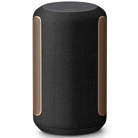 ソニー SONY ブルートゥーススピーカー ブラック [Bluetooth対応 /Wi-Fi対応] SRS-RA3000BM