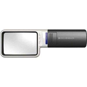 エッシェンバッハ LEDワイドライトルーペ3.5倍(ディオプター:10.0)/50×75mm  15113LEDワイドライトルーペ