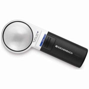 エッシェンバッハ LEDワイドライトルーペ 6倍60mmφ  15116