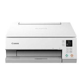 キヤノン CANON インクジェット複合機 ホワイト[カード/名刺~A4] PIXUS TS7430WH