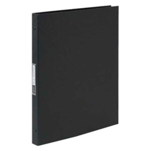 チクマ ポケットファイル A4 ブラック ポケットファイルA4ブラック