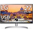 LG 27型4K液晶ディスプレイ(HDR/フレームレス) 27UL850W