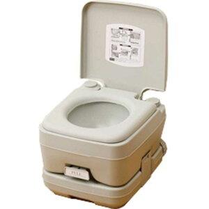 ヤマゼン 「マリン商事」本格派ポータブル水洗トイレ(10L) SE‐700