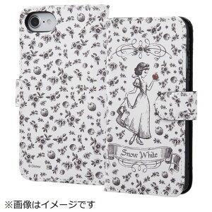 INGREM iPhone SE(第2世代)4.7インチ/iPhone8/7/6s/6(4.7)手帳型ケース 白雪姫13 INDP7S6MLC2SW013