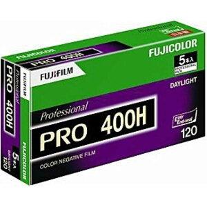 富士フイルム FUJIFILM PRO 400H 5本パック(新パッケージ) 120PRO400HEPNP12EX5