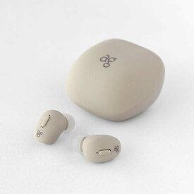 AG フルワイヤレスイヤホン [リモコン・マイク対応/ワイヤレス(左右分離)/Bluetooth] AG-TWS03RCR クリーム