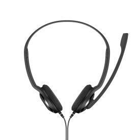 EPOS ヘッドセット PC 8 USB ブラック [USB /両耳 /ヘッドバンドタイプ] 504197
