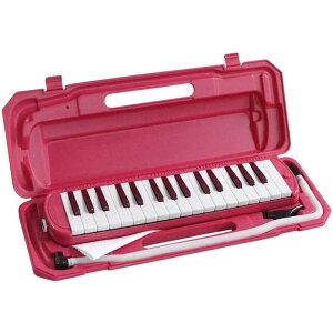 キョーリツ 鍵盤ハーモニカ P3001-32K/VPK ビビットピンク