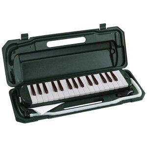 キョーリツ 鍵盤ハーモニカ P3001-32K/MGR モスグリーン