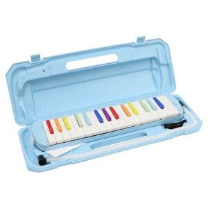 キョーリツ 鍵盤ハーモニカ P3001-32K/NIJI 虹色