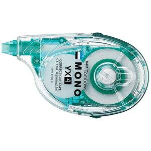 トンボ鉛筆 [修正テープ]MONO モノYX 本体(テープ幅:4mm) CT-YX4