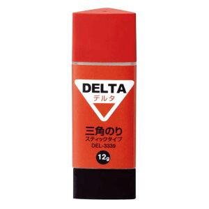 セキセイ デルタ三角のりスティックタイプ DEL-3339-00
