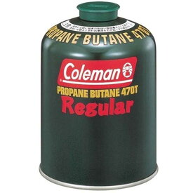 コールマン 純正LPガス燃料 470g 5103A470T