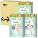 P&G Pampers(パンパース)肌へのいちばんパンツ/ウルトラジャンボ M 64+2枚 (6-11kg)×3コ ハダイチパンツUJM66ケ