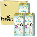 P&G Pampers(パンパース)肌へのいちばんパンツ/ウルトラジャンボ ビッグ 46枚 (12-22kg)×3コ ハダイチパンUJBIG46ケ