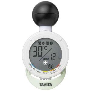 タニタ 黒球式熱中アラーム TC210