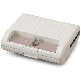 アイリスオーヤマ IRIS OHYAMA マルチサンドメーカーダブルサイズ ホワイト IMS902W