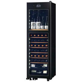 さくら製作所 63本収納 右開き 氷温 2温度管理式のワイン&日本酒セラ− LX63DM2ZRHB(標準設置無料)
