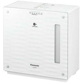 パナソニック Panasonic ナノイー搭載気化式加湿器 ミスティホワイト [気化式] FE-KXU07-W