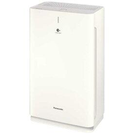 パナソニック Panasonic 空気清浄機 ホワイト [適用畳数:27畳] F-PXU60-W