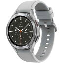 GALAXY スマートウォッチ Galaxy Watch4 Classic 46mm シルバー SMR890NZSAXJP