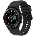 GALAXY スマートウォッチ Galaxy Watch4 Classic 42mm ブラック SMR880NZKAXJP