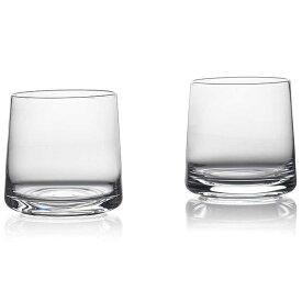 ゾーン ウィスキー水割りグラス 2個セット 340ml ROCKS 332100