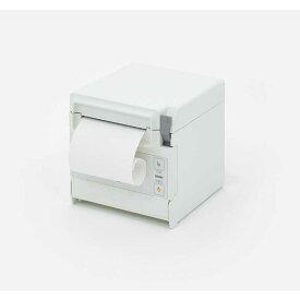 セイコーインスツル Airレジ対応レシートプリンター ホワイト RP-F10-W27J1-5