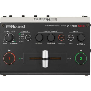 ローランド Roland ビデオミキサー V02HDMK2