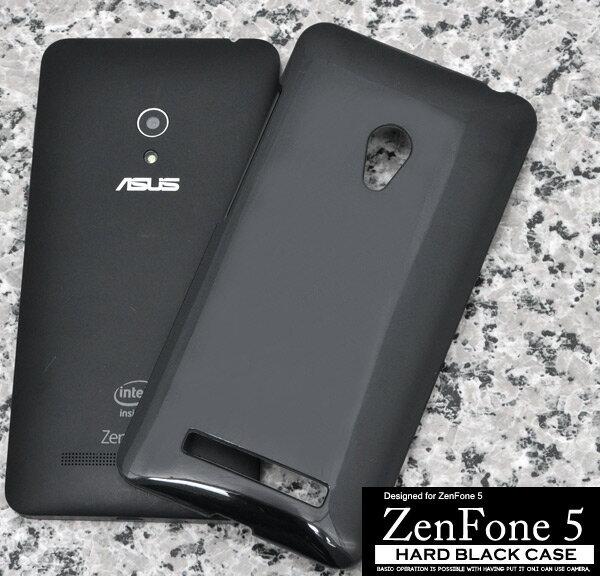 クロネコDM便のみ送料無料アウトレット販売【ASUS ZenFone 5用ハードブラックケース】シンプルで使いやすい黒色カバー デコやシールなどでアレンジ素材としても最適 (アスース エイスース ゼンフォンファイブ B品 訳あり商品)