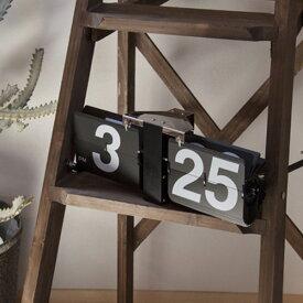 東谷 フリップクロック 時計 CLK-118