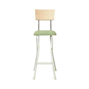 カウンターチェア 北欧 おしゃれ 安い バーチェア ハイチェア 椅子 アメリカン アンティーク デザイナーズ レトロ 日本製 折りたたみ椅子 フォールディング 木製 チェア ハイ ナチュラル/グ