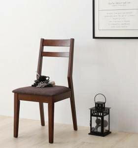 ダイニングチェア 2脚 椅子 おしゃれ 北欧 安い アンティーク 木製 シンプル ( 食卓椅子 ) 座面高44 ファブリック 背もたれ シートクッション カントリー フレンチ ヨーロピアン レトロ