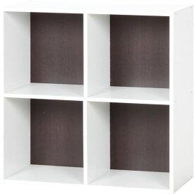 キャビネット 電話台 FAX台 ファックス台 本棚 シェルフ 収納 FAXキャビネット 収納棚 書棚 サイドボード ブラウン 茶色 ホワイト 白