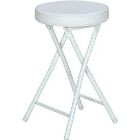 パイプ椅子 折りたたみ椅子 折り畳み椅子 イス 椅子 チェア おしゃれ 安い コンパクト ホワイト 白 会議イス ミーティングチェア 背もたれなし 会議 格安