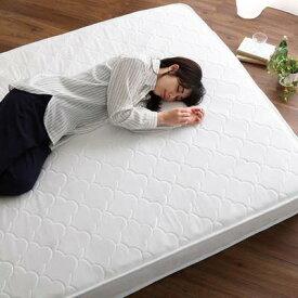 ダブル ロール梱包 ポケットコイルマットレス マットレス マット ベッド 腰痛 快眠 睡眠 寝具 固め 硬め
