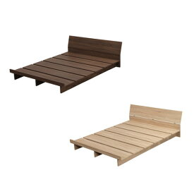 ベット ベッド 安い おしゃれ 北欧 ダブル ダブルベット 木製 ローベット 低いベット 低い ベッドフレーム ベットフレーム