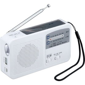本州送料無料 6WAY マルチレスキューラジオ SV-5745 防災 地震 災害 アウトドア 緊急時の必需品