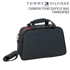 トミーヒルフィガーゴルフ ダッフルバッグCARBON TONE DUFFLE BAG THMG9FB2カーボントーン ダッフルバッグ 2019FWTOMMY HILFIGER トミーヒルフィガーファスナー付き ショルダーベルト付き