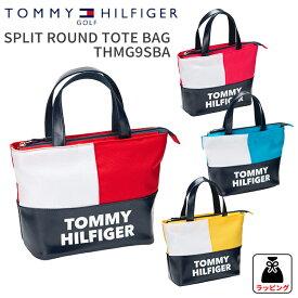 トミーヒルフィガーゴルフSPLIT ROUND TOTE BAGTHMG9SBA TOMMY HILFIGER GOLFスプリットラウンドトートバッグ2019年春夏モデル NEW バッグラウンドトート ファスナーバッグゴルフバッグ ゴルフ用品 ギフト