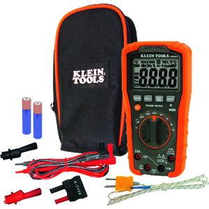 KLEIN デジタルマルチメーター 1000V (MM600A)