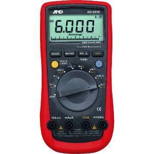 A&D 6000カウント デジタルマルチメーター AD-5519 (AD-5519)