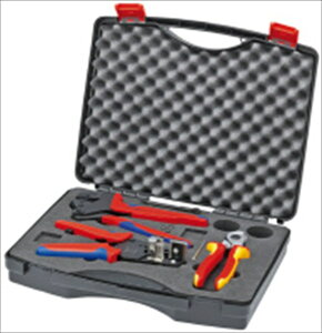KNIPEX 9791-01 太陽光発電用工具セット