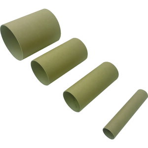 TRUSCO 紙管 直径(内径)76.4×長さ200mmX厚さ1.5mm 3本セット (PT76.4X200-3)