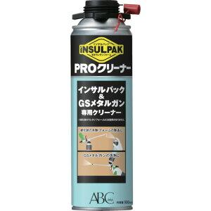 ABC 発泡ウレタン専用洗浄剤 インサルパック専用クリーナー インサルプロクリーナー 500mL(IPC)