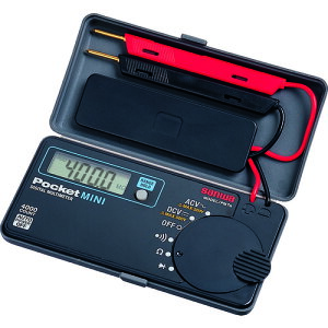 SANWA ポケット型デジタルマルチメータ (PM7A)