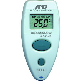 A&D デジタル放射温度計ブルー (AD5613A)
